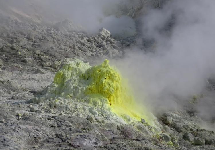 硫黄山2160705