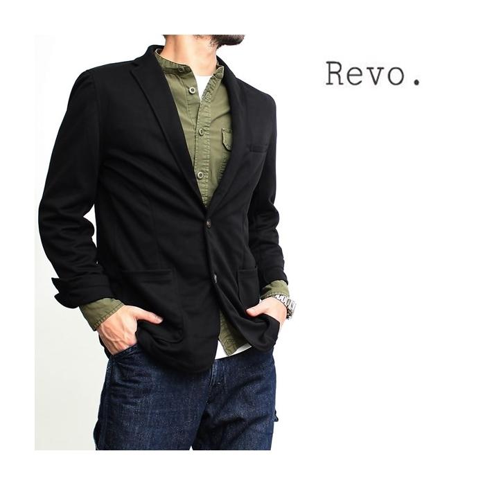 2016-11-03 ストレッチポンチ素材テーラードジャケット レヴォ Revo 1