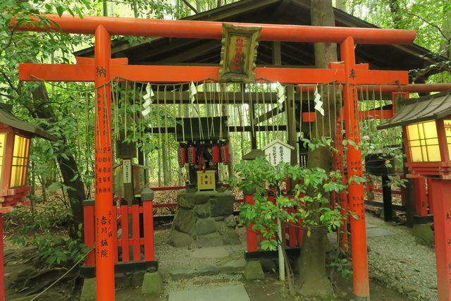 嵯峨野の宮神社
