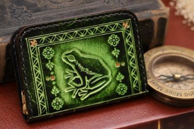 カエルのコインケース