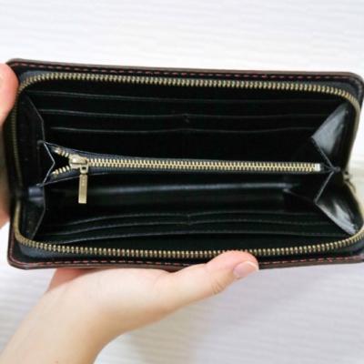 財布内部パーツ黒