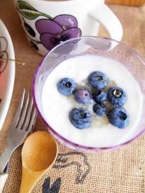 blueberry&Yoghurt