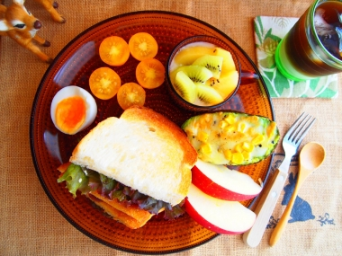 ham-katu sandwich