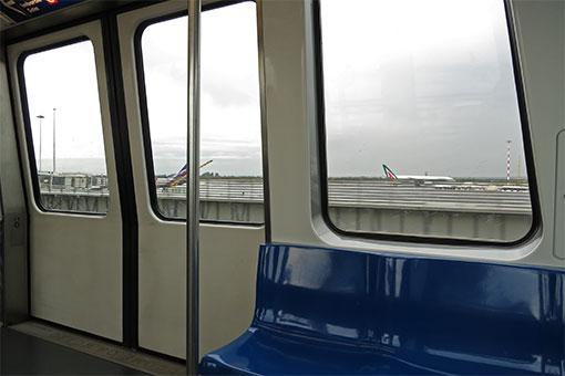 フィウチミーノ空港