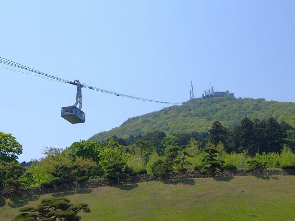 函館山2〔フリー写真〕