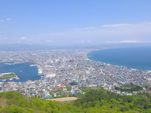 函館山4〔フリー写真〕