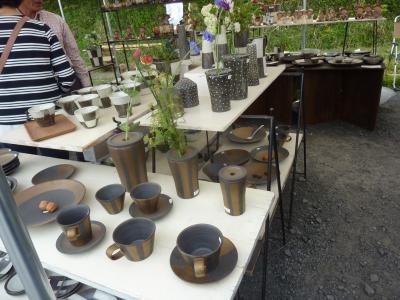 伊賀陶器まつり1