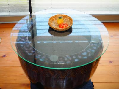 火鉢テーブル2