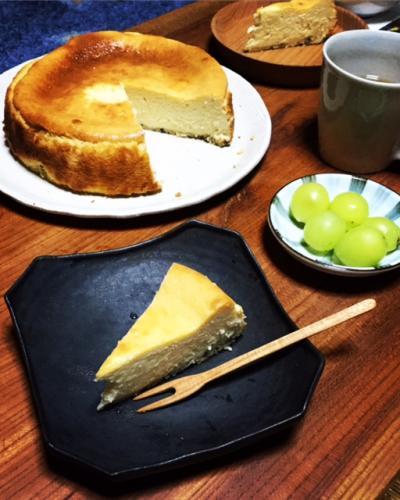 サツマイモチーズケーk