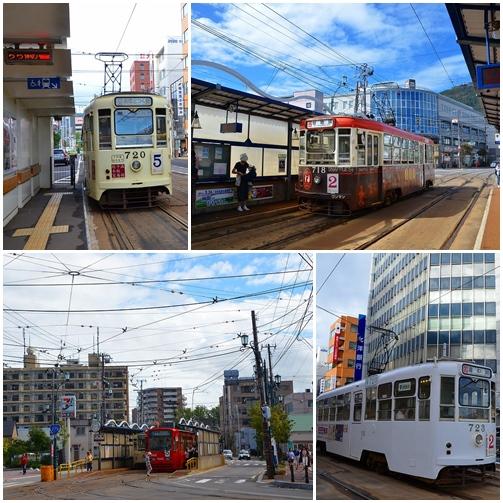 函館市電09