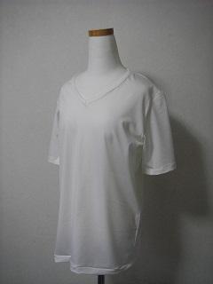 普通の白Tシャツ♪