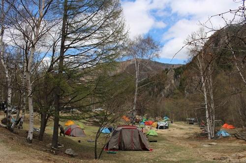 キャンプ23
