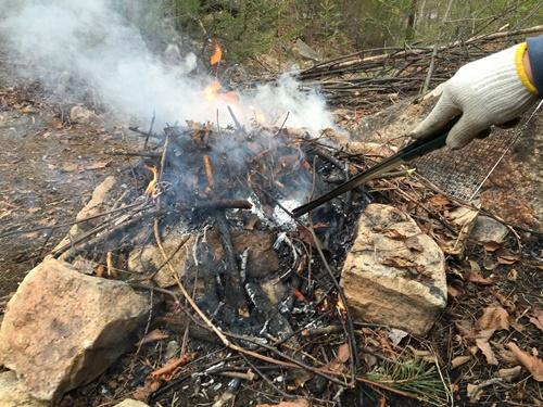 焚き火15
