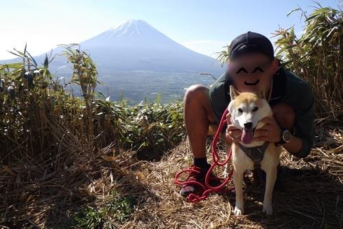 竜ヶ岳ラスト