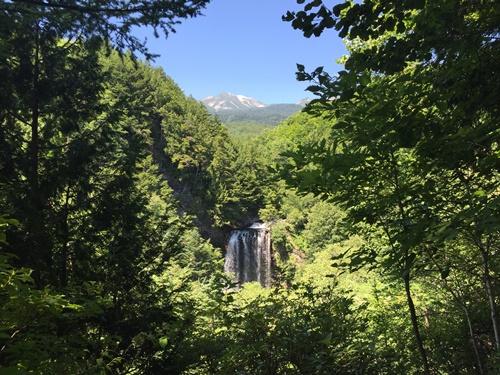 善五郎の滝8