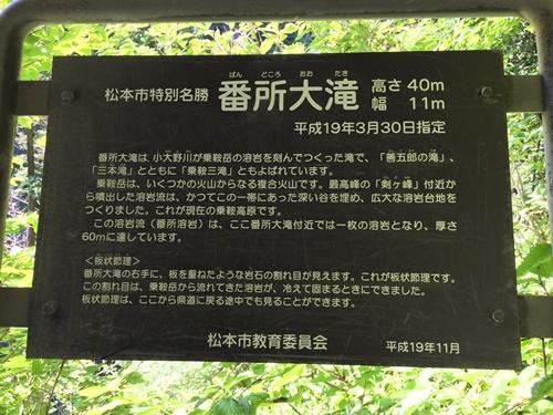 番所大滝10