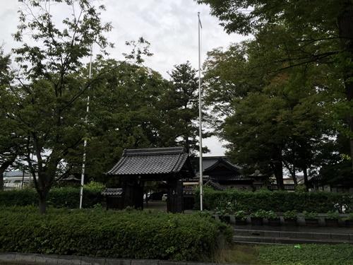 松本城周辺1