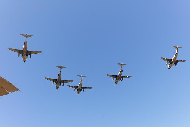 BALTAR5020M9と入間航空祭