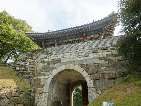 南漢山城(ナムハンサンソン)2
