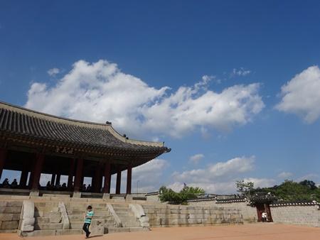 水原華城(スウォンファソン)1