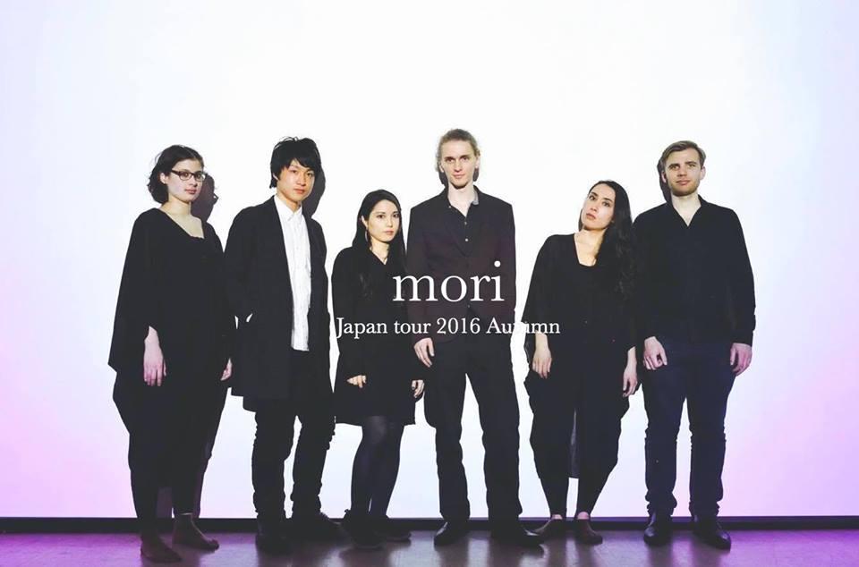 mori japan tour group foto