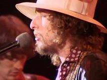 「ラスト・ワルツ」のボブ・ディラン Bob Dylan_スケルツォ倶楽部