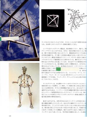 ナノサイエンス図鑑-テンセグリティ