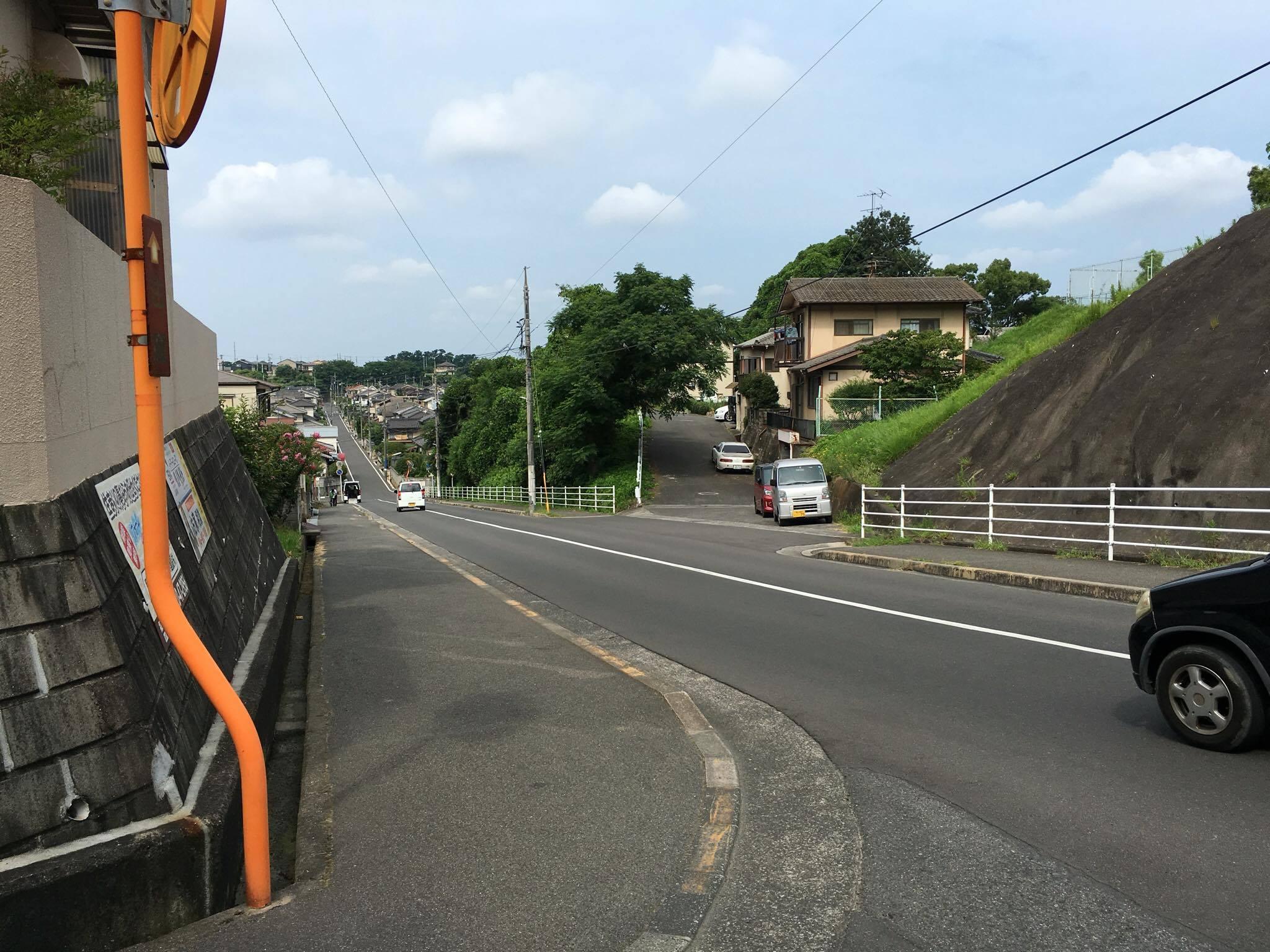 大門への道22