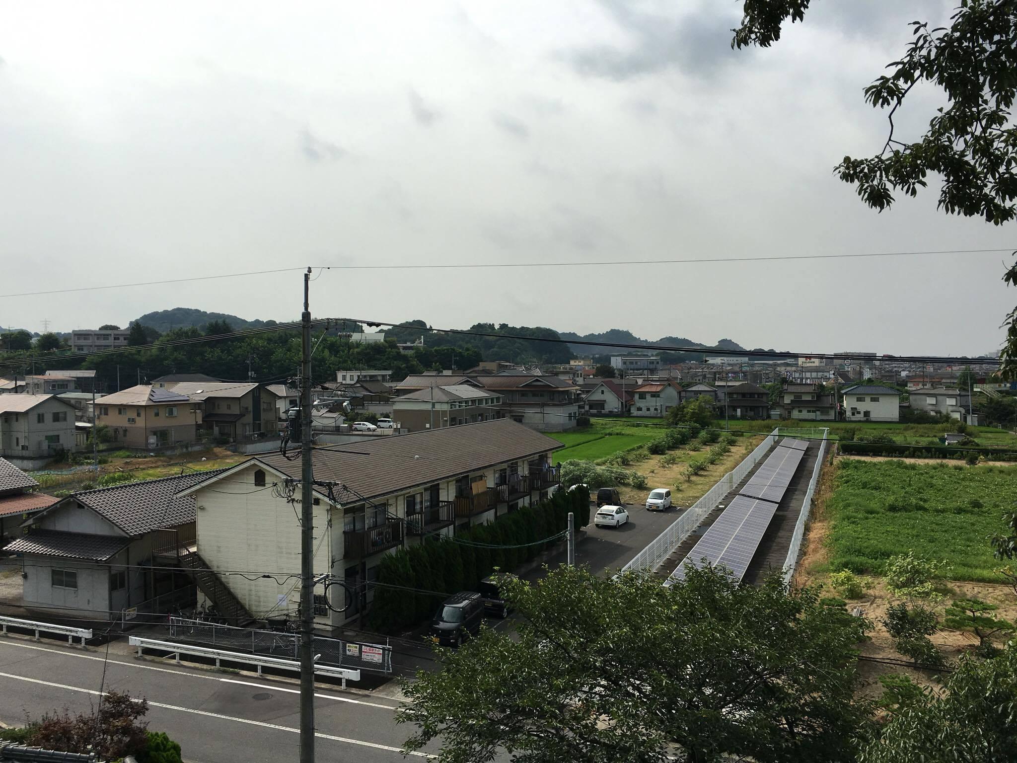 大門への道4