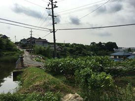 大門への道2