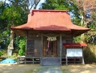 南方千本桜7石神社