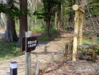 十和田神社2開運の小道