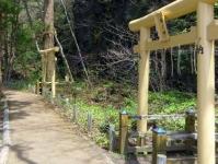 十和田神社3開運の小道