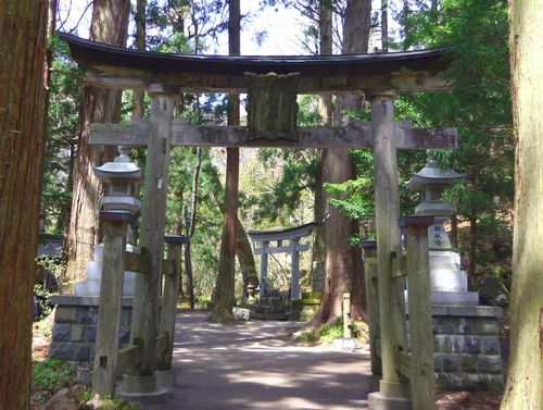 十和田神社4鳥居