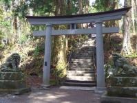 十和田神社6石段
