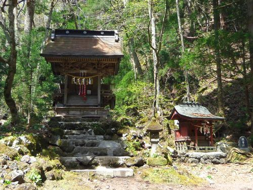 十和田神社10境内社 熊野権現・稲荷神社