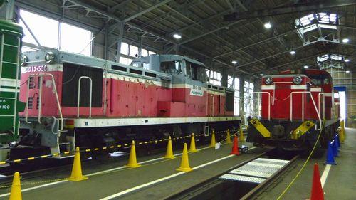 小坂鉄道レールパーク7機関車DD13