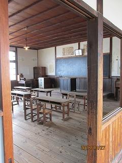 小豆島 二十四の瞳 教室