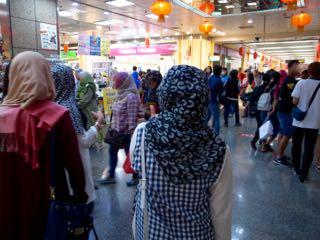 台北のイスラム教徒 - 1