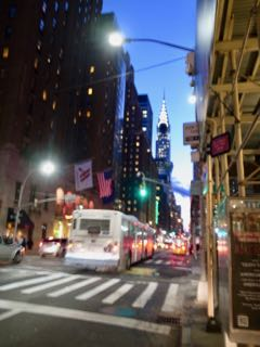ニューヨーク 風景 - 1
