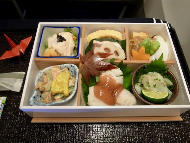 JAL ビジネスクラス - 1 (9)
