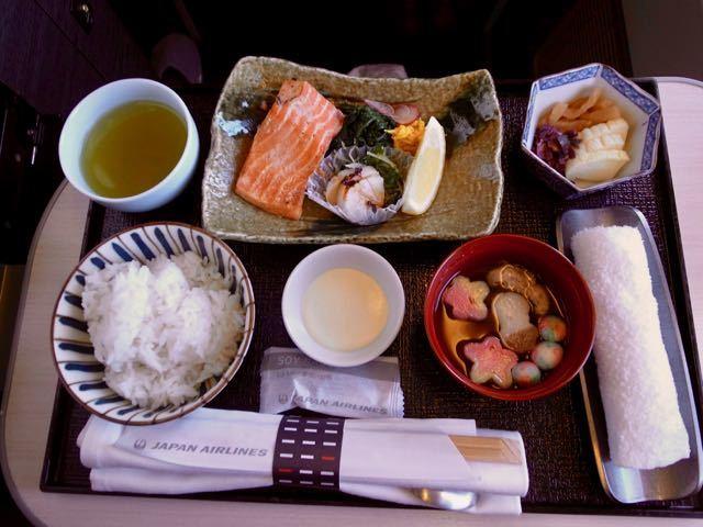 JAL ビジネスクラス - 1 (12)