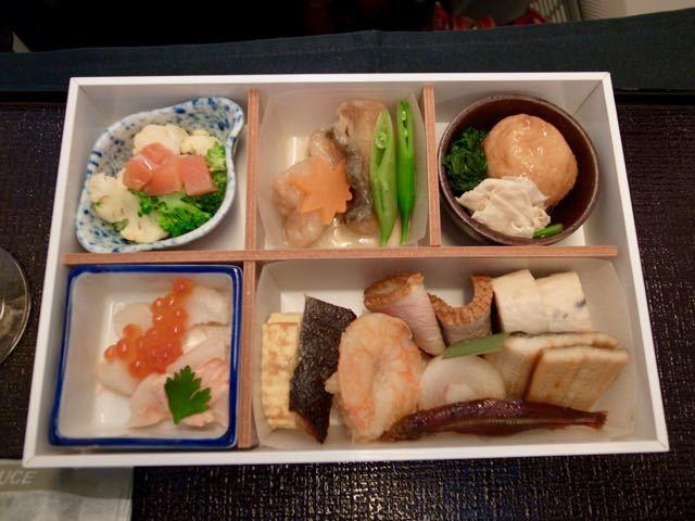 JAL ビジネスクラス(復路) - 1 (6)