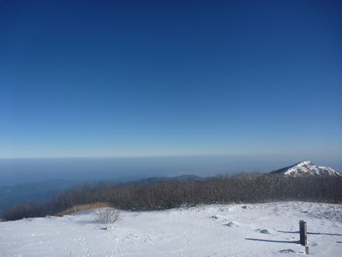 富士山が見えるんだけど・・・・