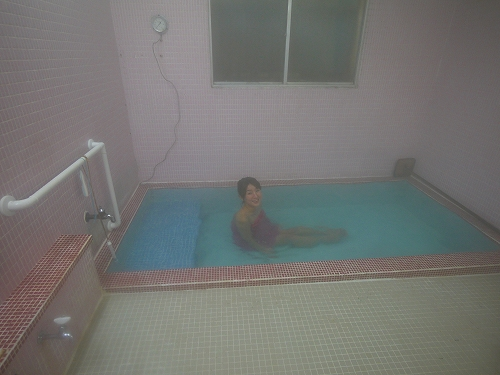 上湯温泉浴場