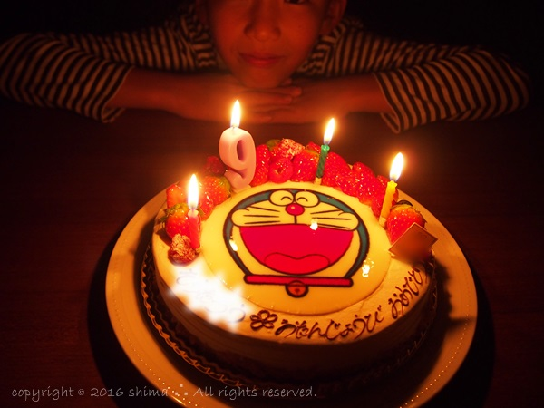 20161031息子の誕生日2