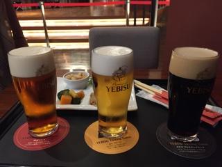 秋のエビス3種飲み比べセット