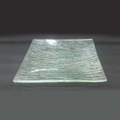翠線19cm正方皿