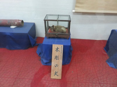 IMG_1697 木彫りの犬