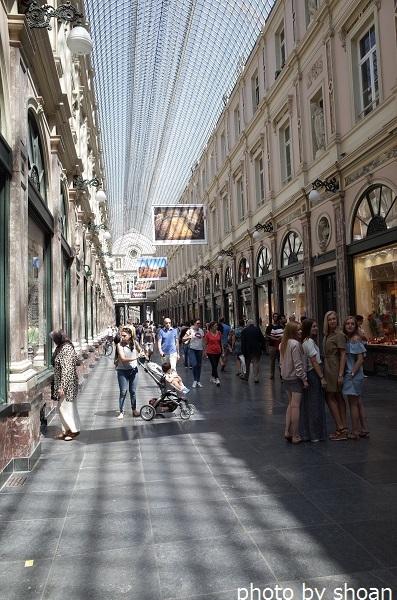 161107ブリュッセル散歩